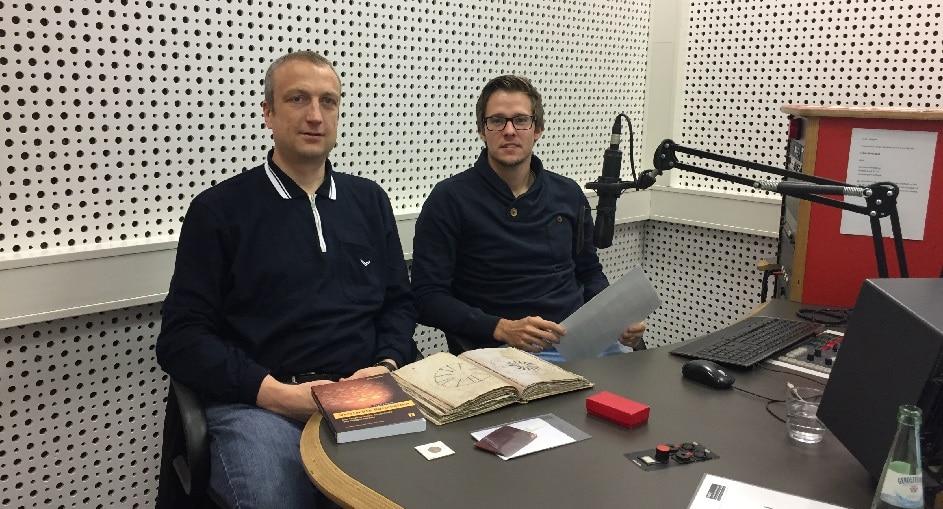 cryptovision's Klaus Schmeh gave radio interview
