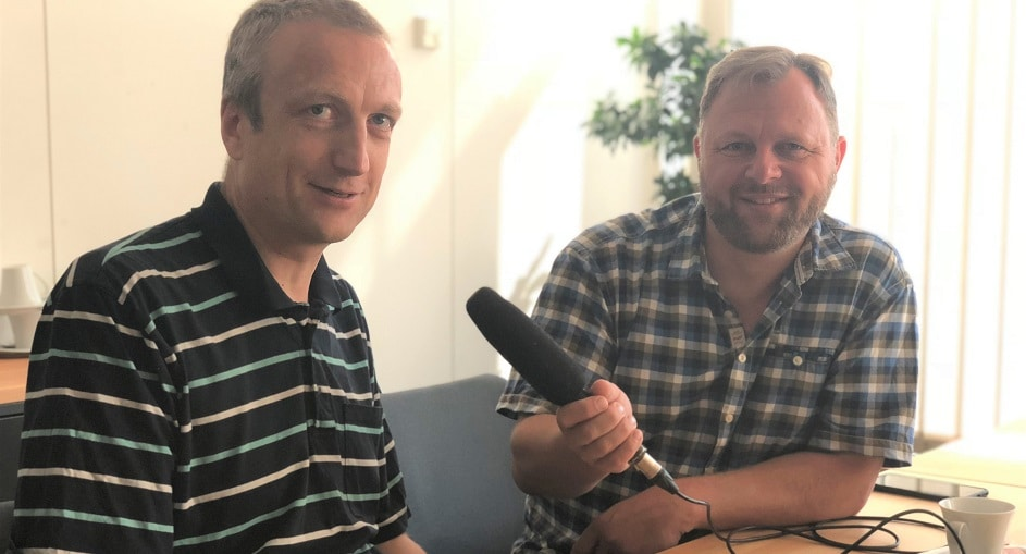 cryptovision's Klaus Schmeh gives radio interview