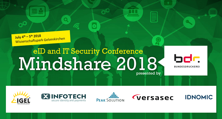 Register now for Mindshare 2018