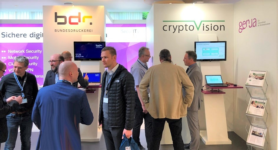 cryptovision at the 16th German IT Security Congress