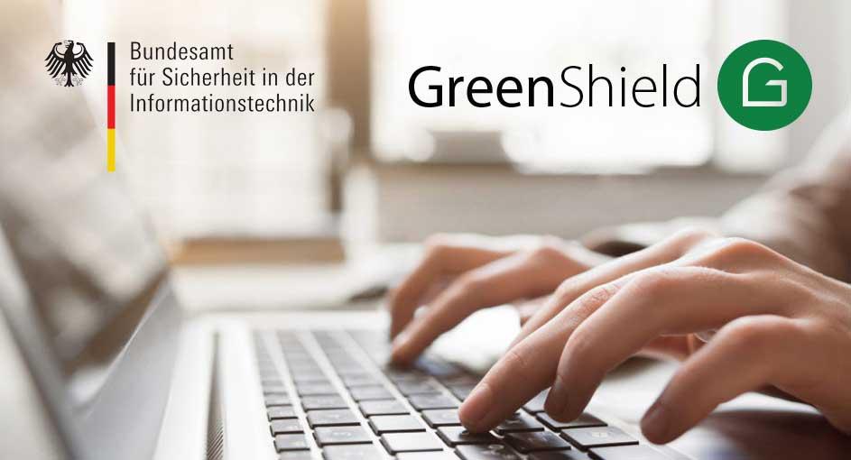 VS-NfD-Zulassung des BSI für GreenShield