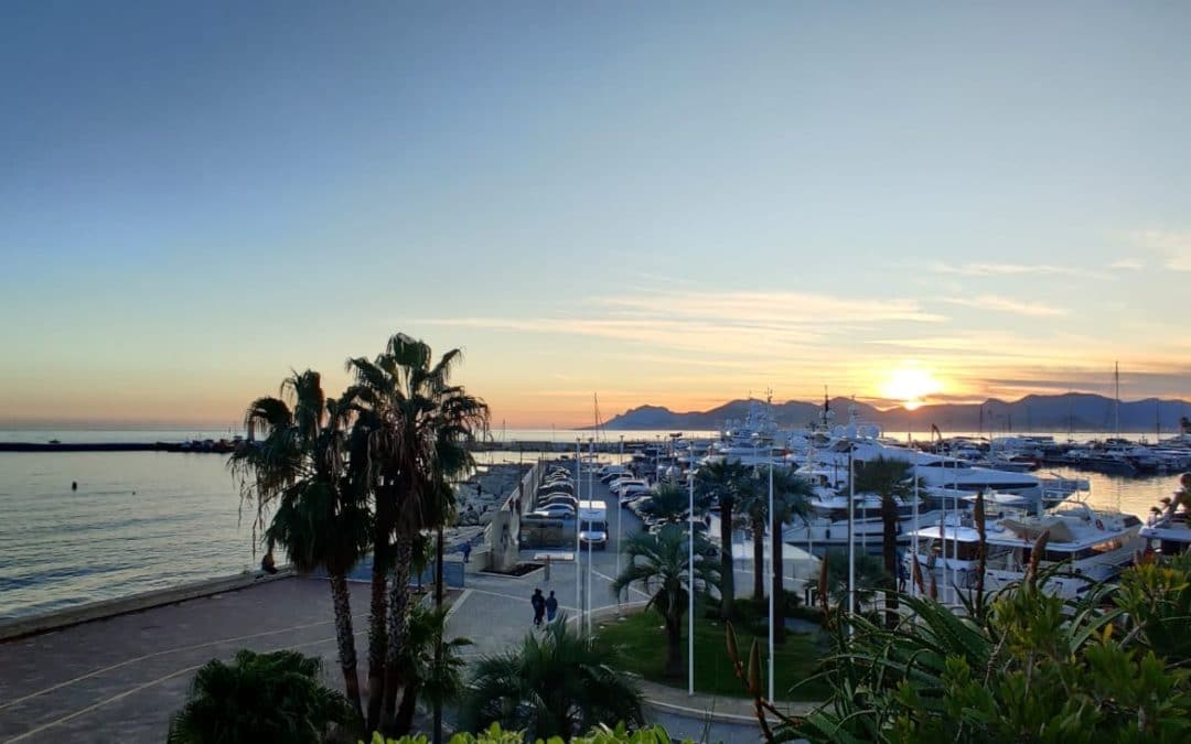 Successful TRUSTECH in sunny Cannes