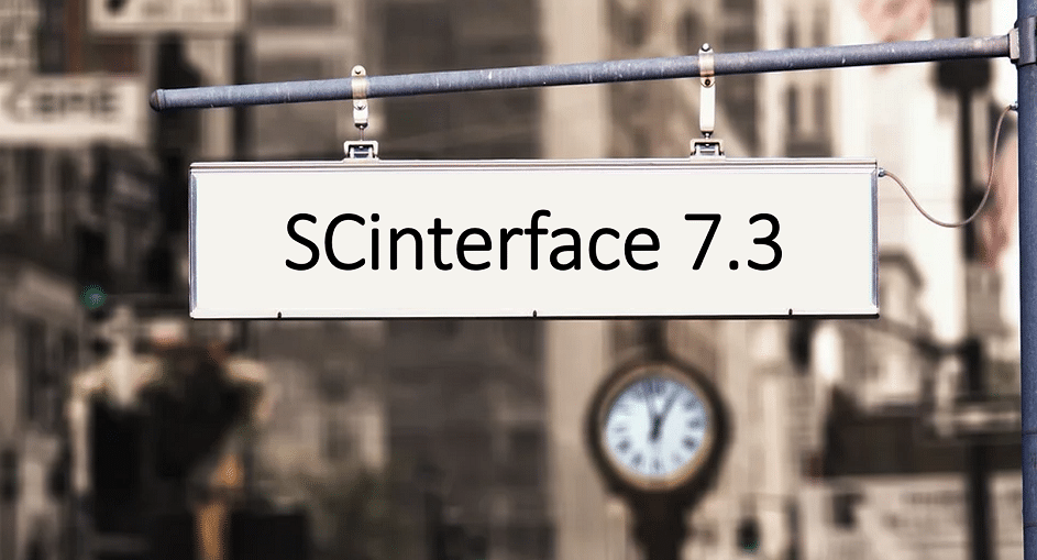 New Release: Version 7.3 of smart credential middleware SCinterface