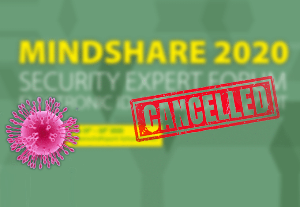 Mindshare 2020 cancelled due to Corona virus