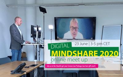 Digital Mindshare 2020: Auch als Webinar ein Erfolg