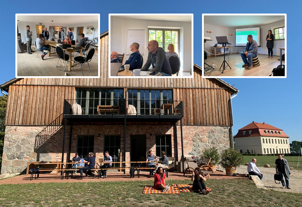 cryptovision holds strategy workshop in the Uckermark