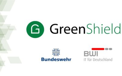 GreenShield e-mail security software convinces BWI for the German Armed Forces